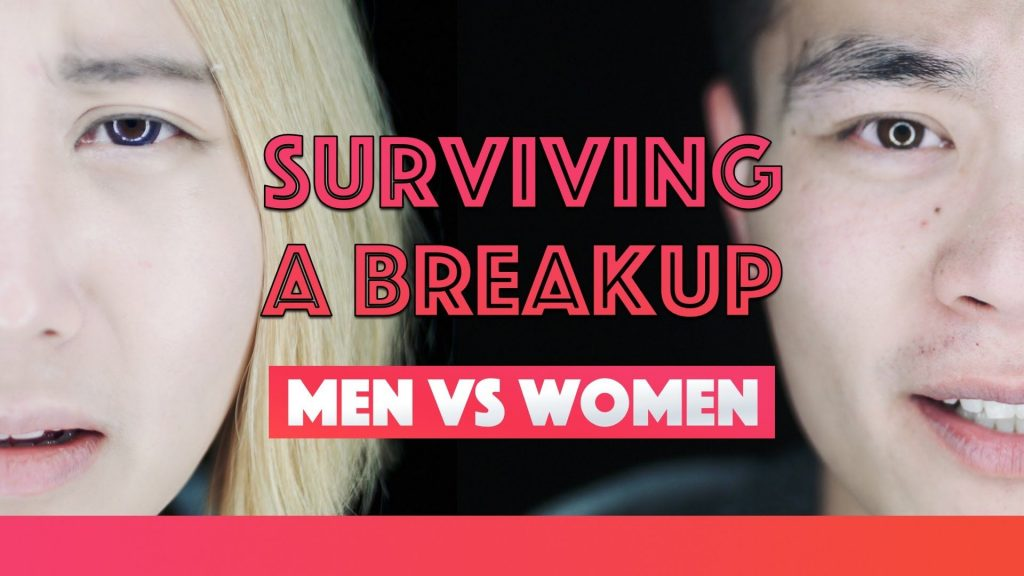 Men, Women, and Break-Ups